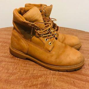Timberland Waterproof Tan Boots